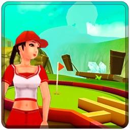Mini Golf Professional Game