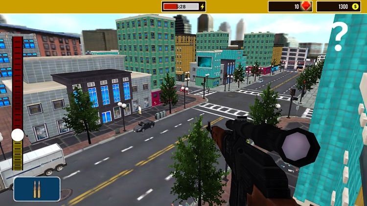Secret Killer Sniper Frontier Target screenshot-0
