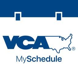 VCA MySchedule