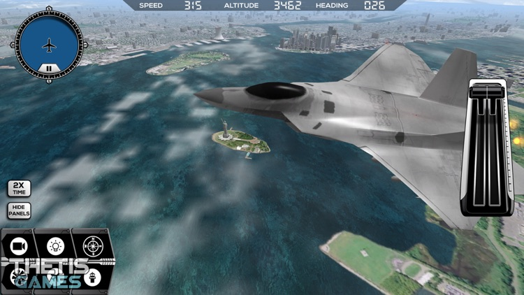 Flight Simulator FlyWings 2014 screenshot-3