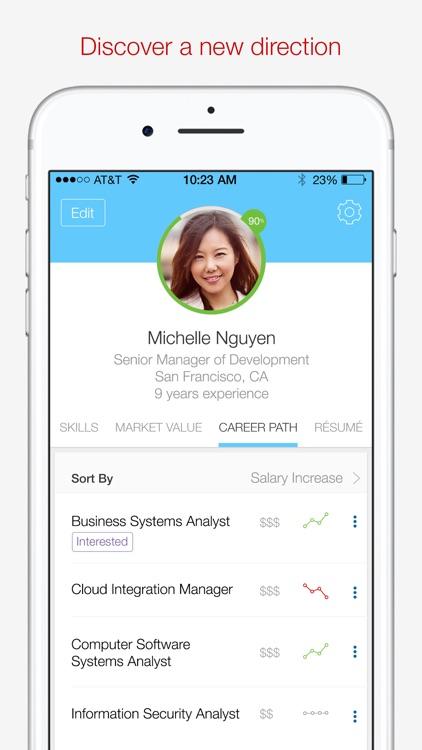 Dice Careers screenshot-3