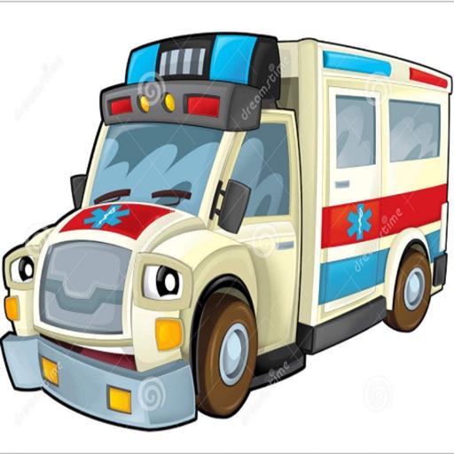 Ambulance Simulator Racing 3D
