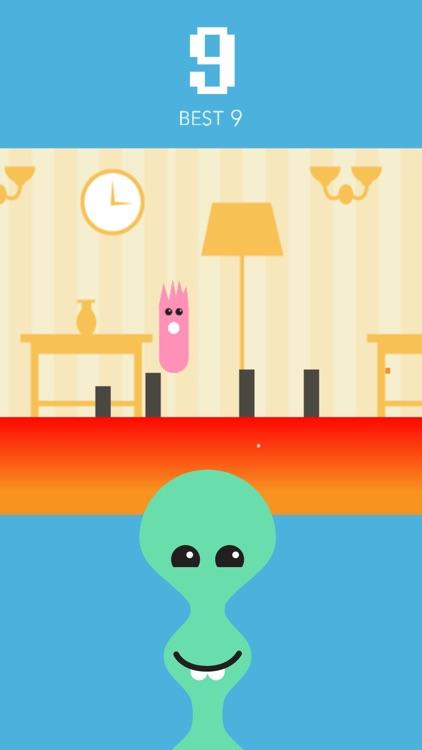 The Floor is Lava Game screenshot-3