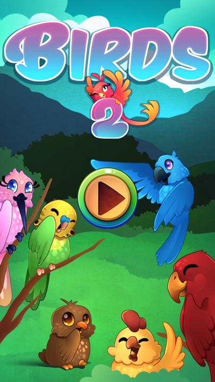 Birds 2: Free Match 3 Party Puzzle Game screenshot-4