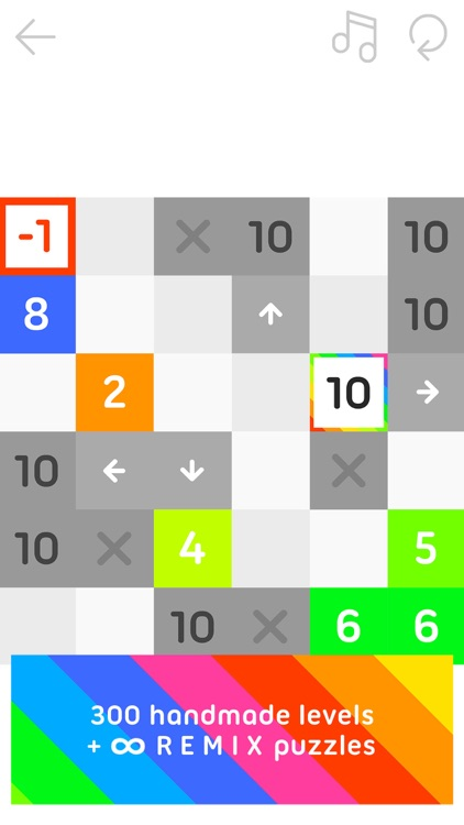 10 - a Puzzle Made of Numbers screenshot-4
