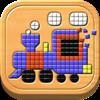 Kids Mosaic Art Shape and Color Picture Puzzles - Espace Pty Ltd