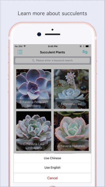 Succulent Album Pro - Help You Know Succulents