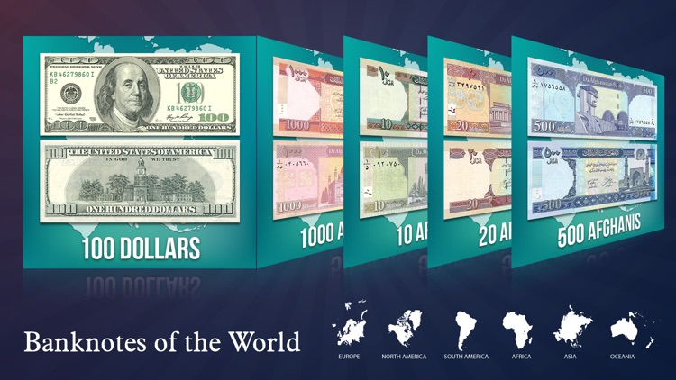 My Currency-Coins & Banknotes