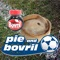 Pie and Bovril is the Staple Diet of Scottish Football