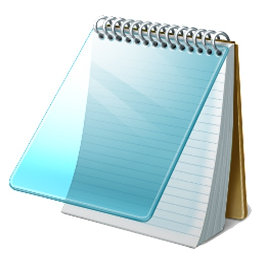 Notepad -Ultimate perfection! Classic and Security