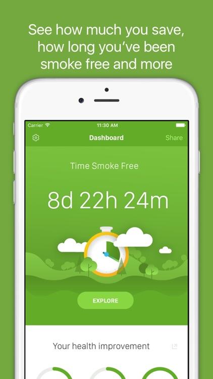 Smoke Free - Quit Smoking Now