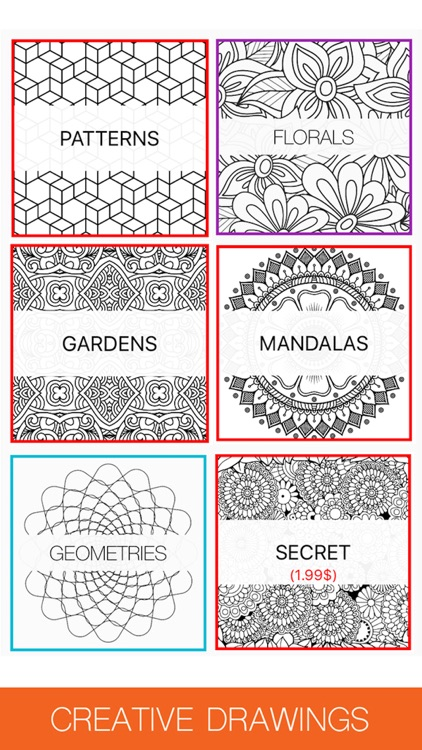 Colorful: Coloring Book for Adults