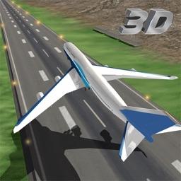Plane Landing Game 2017 -Airplane Flight Simulator