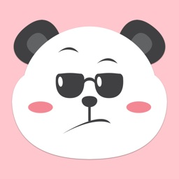 Panda Emoji Stickers for iMessage