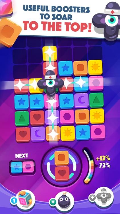 Drop It! Crazy Color Puzzle