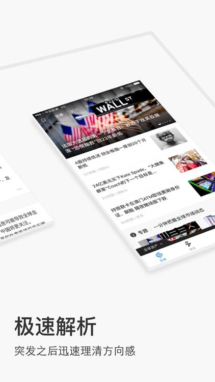 华尔街见闻(专业版)-全球财经新闻精选
