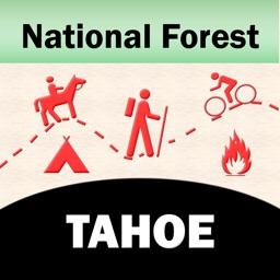 Tahoe National Forest – GPS Offline Map Navigator
