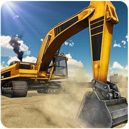 Sand Excavator 2017 - Be A Construction Master