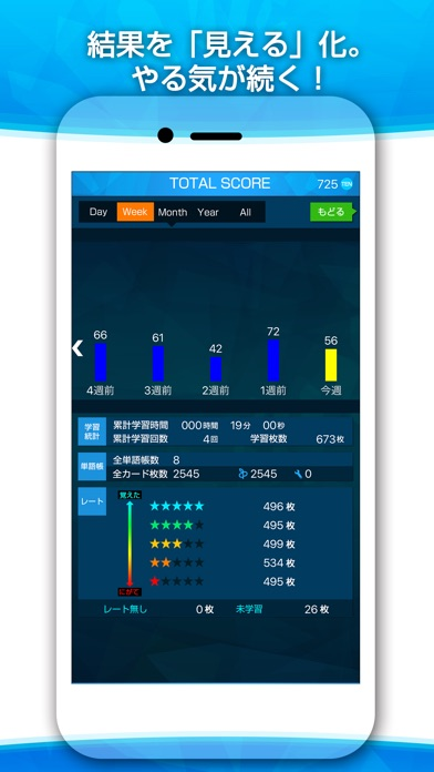 anki pocket-スマホで覚える単語帳アプリ-のスクリーンショット3