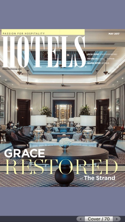 HOTELS Magazine screenshot-0