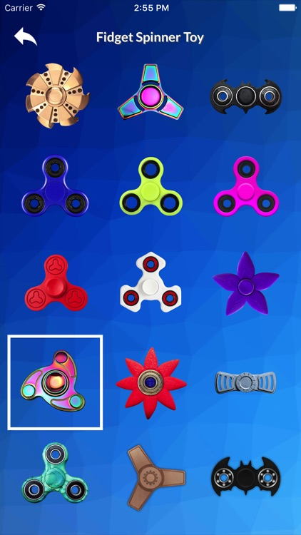 Fidget Spinner Game Toy screenshot-2