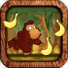Banana Monkey Jungle Run Game - Gorilla Kong Lite