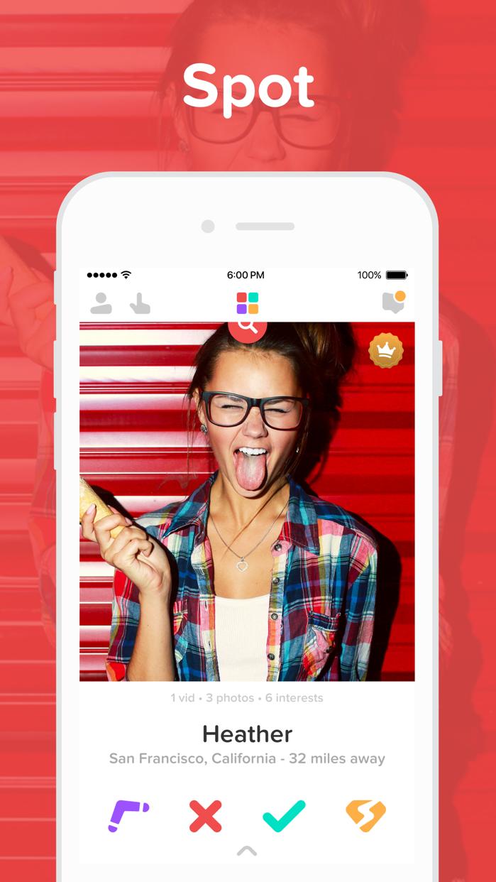 Spotafriend - Meet Teens App Screenshot