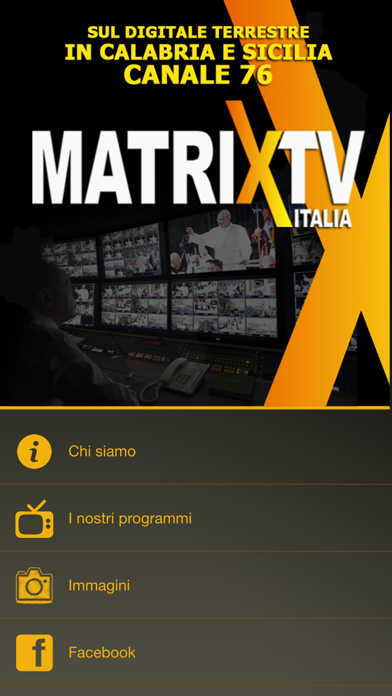 Screenshot of Matrix TV2