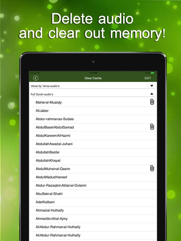 Quran Audio - multi reciter and language | App Price Drops