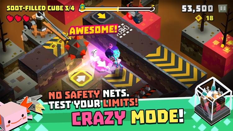 Cubie Adventure screenshot-4