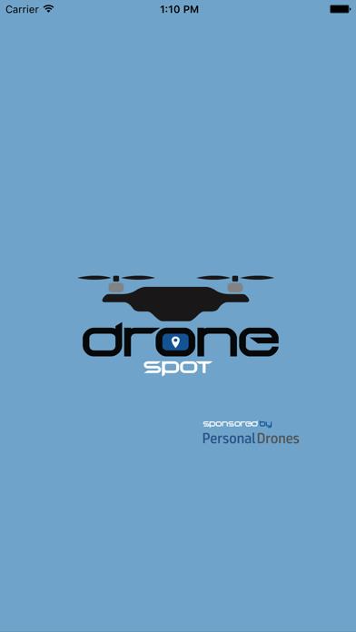 Screenshot of Drone-Spot1