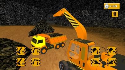 Coal Digger Crane Crew Simulator screenshot three