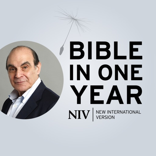 NIV Audio Bible in One Year: read by David Suchet