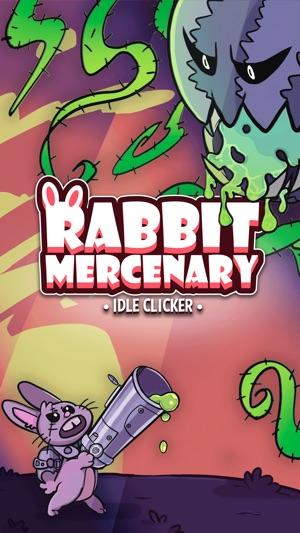 Brawl Rabbit Mercenary Idle Clicker on the App Store