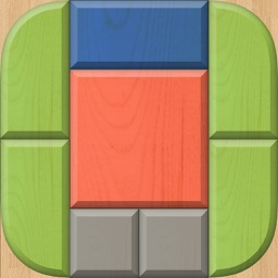 Red Block - Slide puzzle to remove blocks in board