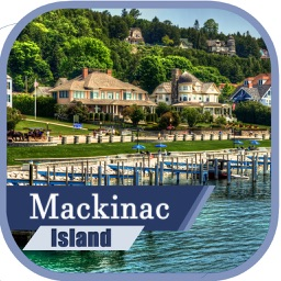 Mackinac Island Travel Guide & Offline Map