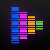 Equalizer+  - volume booster, great sound effects and visualizer for music fans icon