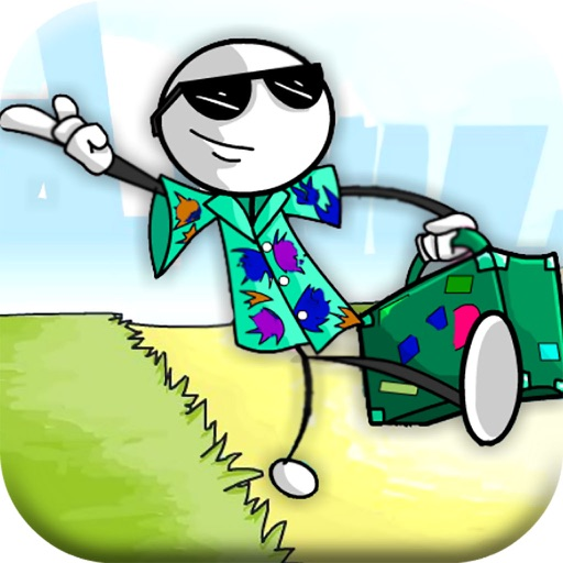 Stickman Travel Quest - Puzzle Adventure Game