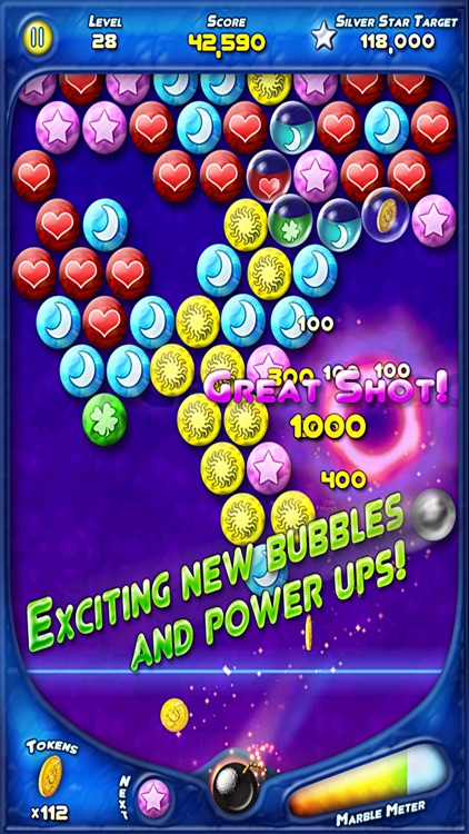 Bubble Bust! - Pop Bubble Shooter screenshot-3