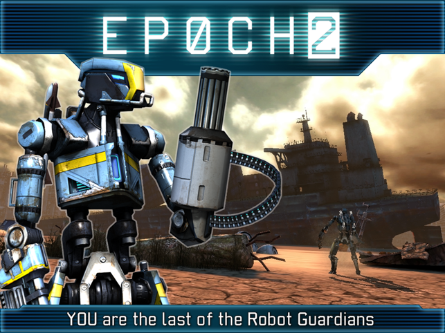 ‎EPOCH.2 Screenshot