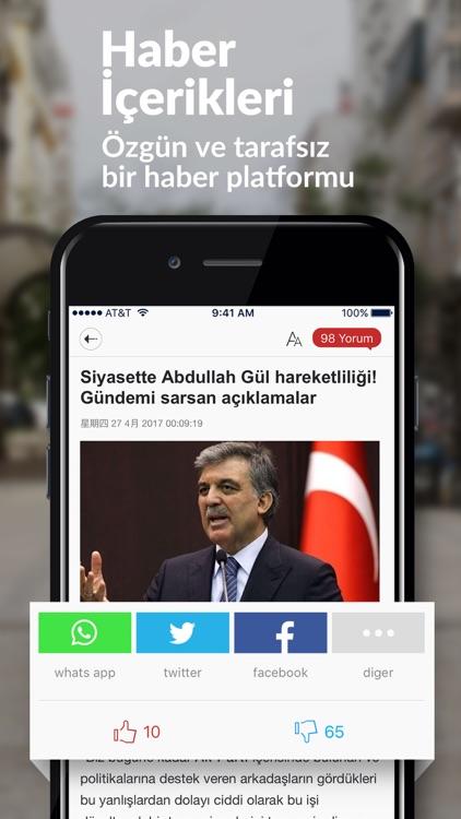GÜNDEM: Son Dakika Haber screenshot-3