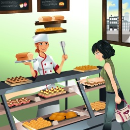 Bakery Shop Business – Store Management Game