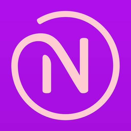 Natural Cycles, Birth Control & Ovulation Calc app logo