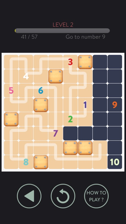 Cover The Board - Math Number Connect Game screenshot-3