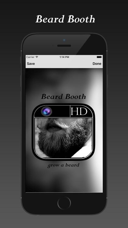 Beard Booth - grow a beard screenshot-3