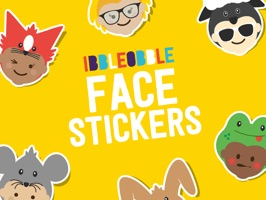 Ibbleobble Face Stickers for iMessage
