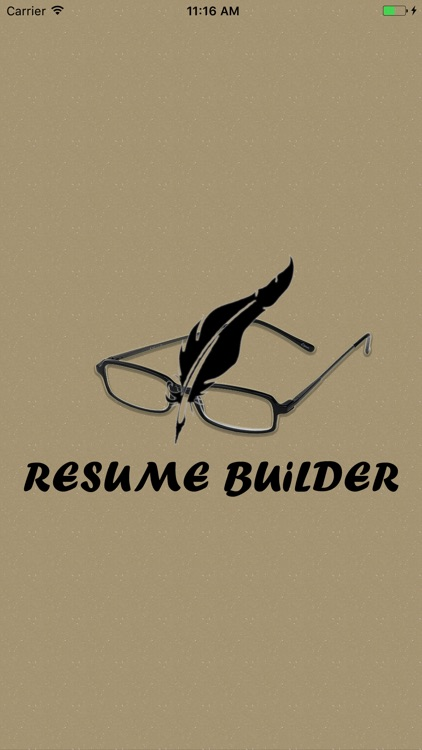 Resume Builder :Cv Maker screenshot-0