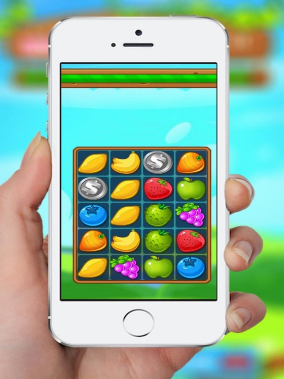 Fruits Style Game Puzzle screenshot 4