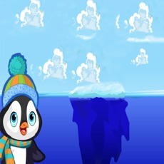Activities of Penguin Jumping In Water - Kids Game