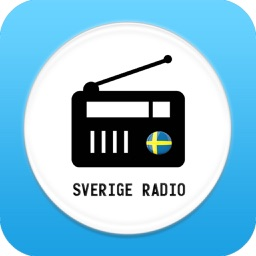 Sverige Radios - Top stationer Musik Player FM